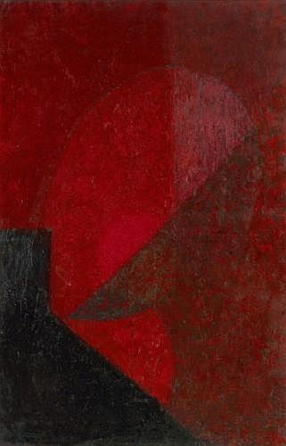 Joseph LACASSE (1894-1975) SANS TITRE, 1948-1950 Huile sur toile