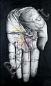 Annette MESSAGER (née en 1943) MES TROPHEES,( DYPTIQUE), 1987 Aquarelle sur toiles photographiques sur panneau, Annette Messager, Click for value