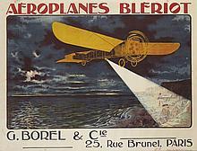 AEROPLANES BLERIOT 1910
