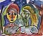 MILLER, Henry  Portrait de couple, Henry Miller, Click for value
