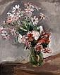 Emile-Othon FRIESZ (Le Havre, 1879- Paris,1949) VASE DE FLEURS Huile sur toile