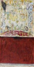 Pierre BONNARD (Fontenay-aux-roses, 1867 - Le Cannet, 1947) PROJET DE DECORATION POUR LE PALAIS DE CHAILLOT # 3, 1937 Huile sur toil...
