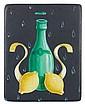 Philippe MAYAUX (né en 1961) AFTER LOVE, 1992 Acrylique sur panneau, Philippe Mayaux, Click for value