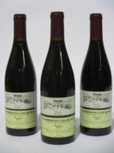 6 bouteilles CHAMBERTIN CLOS DE BEZE 2004 Grand Cru