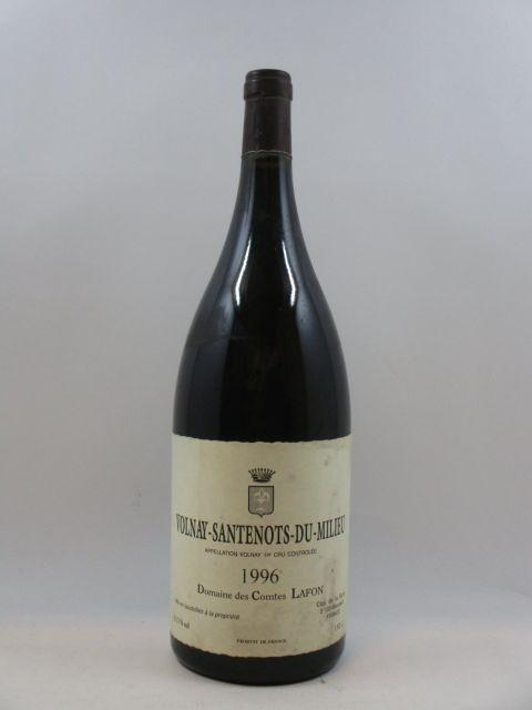 1 magnum VOLNAY 1996 1er cru Santenots