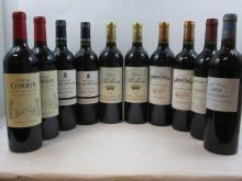 12 bouteilles 1 bt : CHÂTEAU BALESTARD LA TONNELLE 2009 GC Saint Emilion