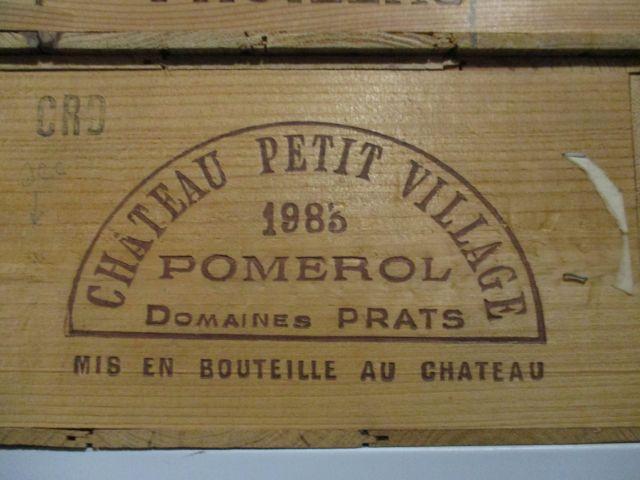 3 bouteilles CHÂTEAU PICHON COMTESSE DE LALANDE 1998 2è GC Pauillac (étiquettes léger déchirées et fanées) (cave 11)
