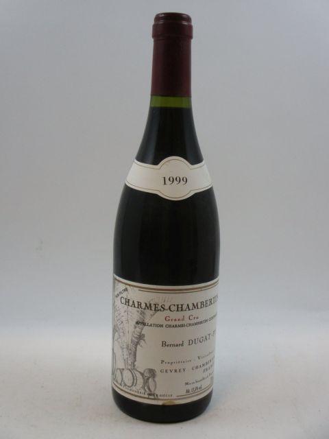 1 bouteille CHARMES CHAMBERTIN 1999 Grand Cru
