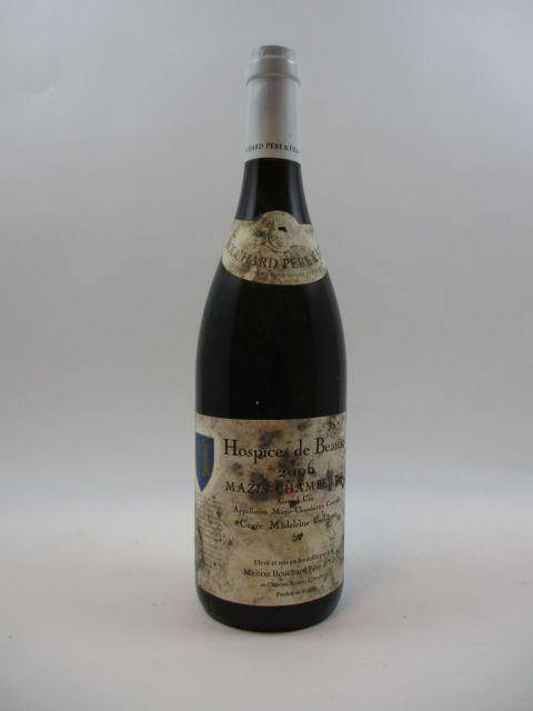 1 bouteille MAZIS CHAMBERTIN 2006 Grand Cru