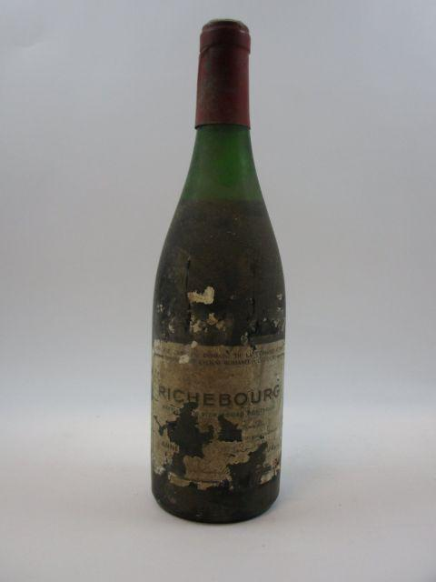 1 bouteille RICHEBOURG 1973 Grand Cru