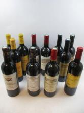 12 bouteilles 1 bt : CHÂTEAU CANTENAC BROWN 1996 3è GC Margaux