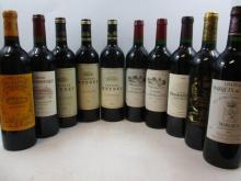 12 bouteilles 1 bt : CHÂTEAU LES ORMES DE PEZ 1995 Saint Estèphe