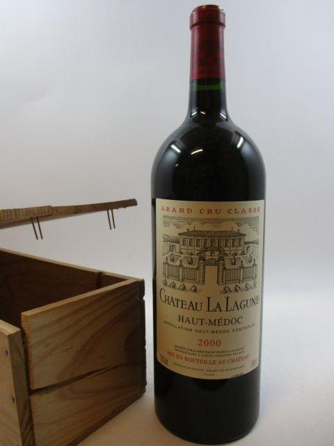 1 magnum CHÂTEAU LA LAGUNE 2000 3è GC Haut Médoc  (cave 12)