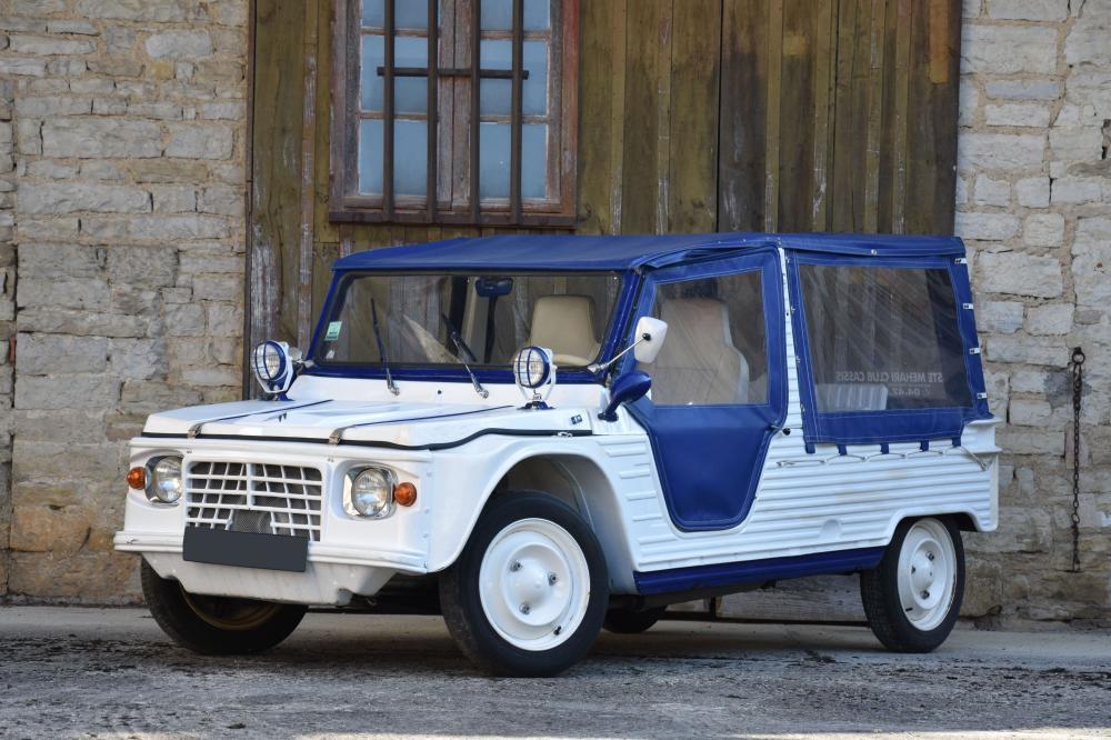 1969 Citroën Méhari No reserve