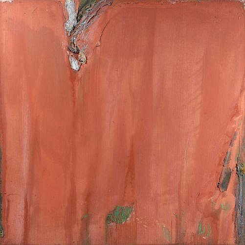 Olivier DEBRE (1920-1999) ROUGE, 1972 Oil on canvas