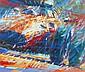 Adrian MUTCH né en 1953 Maserati