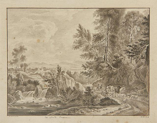Sophie de BARAUDIN 1755 - 1827