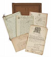 Affaires familiales d'Alfred de Vigny