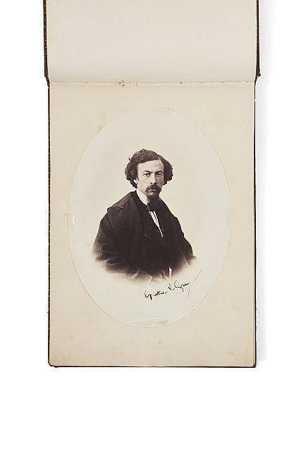 Gustave LE GRAY 1820-1884 Album de portraits