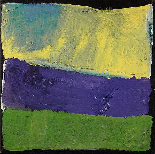 KNGWARREYE KUDDITJI (ALYAWARRA) (né en 1928) MON PAYS / MY COUNTRY, 2010 Acrylique sur toile (Belgian linen)