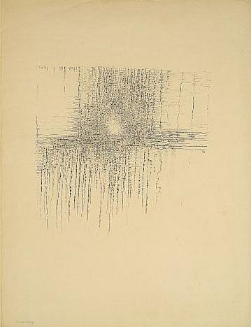 MASUROVSKY, Robert TATIN  4 oeuvres sur papier et carton, encre, aquarelle, encres de couleurs, pastels gras, encre de Chine