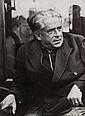 MAN RAY (Philadelphie, 1890- Paris, 1976) PICABIA, 1936 Photographie Photograp...