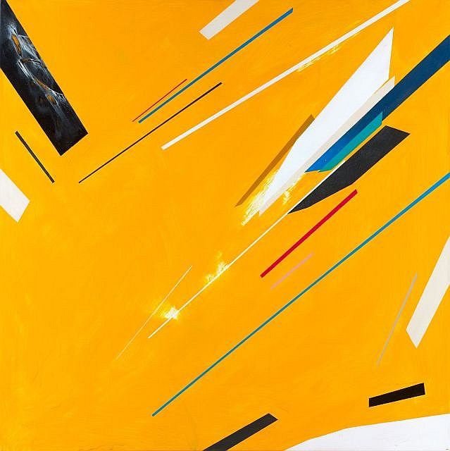 Rémi ROUGH (né en 1971) SANS TITRE, 2010 Acrylique sur toile