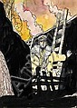 PRATT Hugo (1927-1995) Corto Maltese Mémoires Encre de Chine et aquarelle de couleur pour une illustration réalisée entre 1987 ..., Hugo Pratt, Click for value