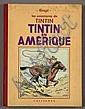 TINTIN - N°3 TINTIN EN AMÉRIQUE Casterman