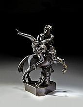 ÉCOLE FRANCAISE, FIN DU XVIIIE-DÉBUT DU XIXE SIÈCLE D'APRÈS ANTONIO SUSINI (1585-1653) L'enlèvement de Déjanire