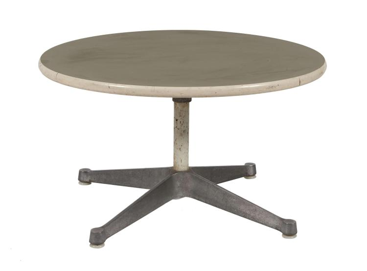 Charles Ray Eames 1907 1978 1912 1988 Table Basse Dite