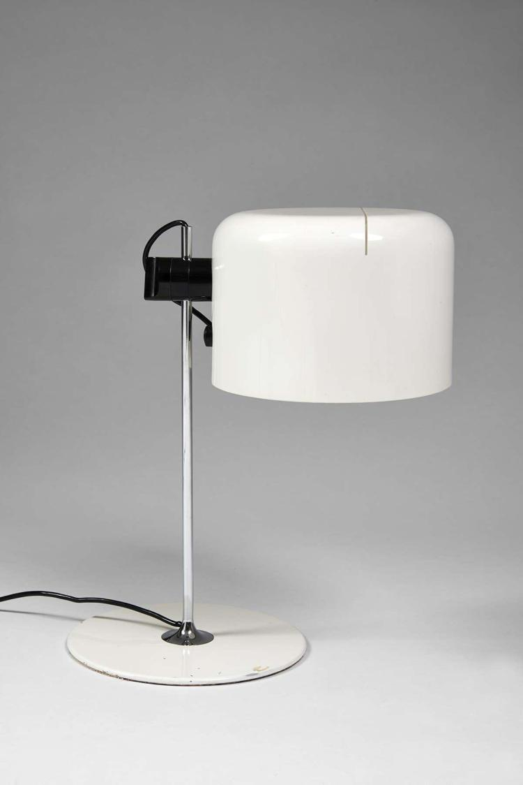 Joe COLOMBO (1930 - 1971) Lampe de table mod. 2202 dite