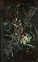Oscar GAUTHIER (né en 1921) JEUNES MYSTERES, 1961 Huile sur toile, Oscar Gauthier, Click for value