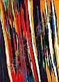 Oscar GAUTHIER (né en 1921) COMPOSITION, 1988 Huile sur toile, Oscar Gauthier, Click for value