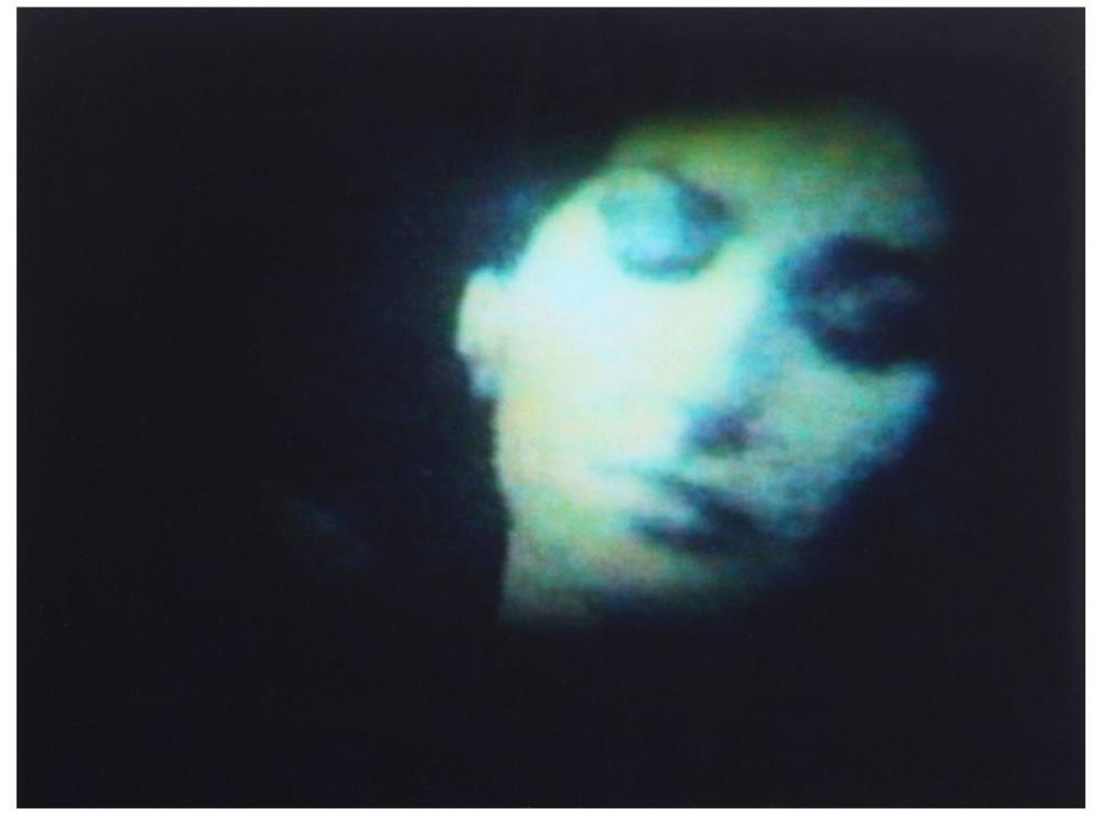 Ange Leccia (né en 1952) Maria Callas, 1982 Tirage photographique diasec contrecollé sur aluminium