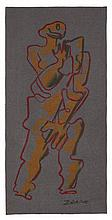 Ossip ZADKINE (d'après) & Atelier Raymond Picaud (Aubusson) 1890-1967