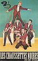 Les Chaussettes noires, 1961
