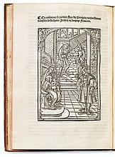 Giacomo CAVICEO  Dialogue très élégant intitulé le Peregrin traictant de lhonneste et pudique amour concilie par pure et sincere ver...