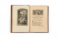 Titus Lucretius Carus, dit LUCRÈCE  Della natura delle cose, libri sei. Tradotti dal latino in italiano da Alessandro Marchetti