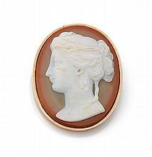 Nicolo MORELLI  Broche pendentif