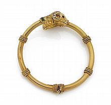 ZOLOTAS  Bracelet rigide ouvrant