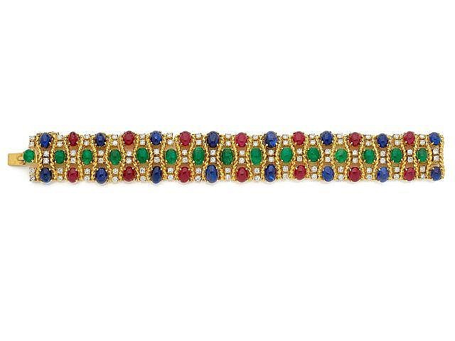 Bracelet ruban souple