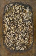 Franz BEER (Né en 1929) Composition abstraite et en relief Technique mixte,