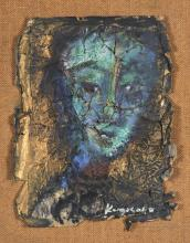 Ida KARSKAYA (1905-1990) Portrait de Femme