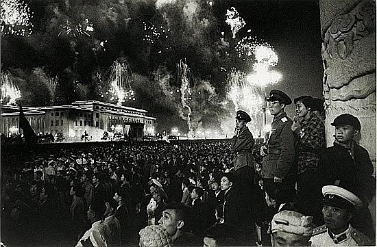 Brian BRAKE (1927-1988) Célébration du 10e anniversaire de la République populaire de Chine, Pékin, 1...