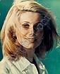 Sam LEVIN (1904-1992) Portrait de Catherine Deneuve, circa 1960-1965 Tirage de l'époque...