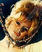 Sam LEVIN (1904-1992) Portrait de Brigitte Bardot, 1965 Tirage de l'époque Tam...