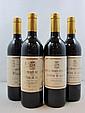 5 bouteilles  3 bts : CHÂTEAU PICHON COMTESSE DE LALANDE 1998 2è GC Pauillac 2 bts : CHÂTEAU PICHON COMTESSE DE LALANDE 1996 2è GC...