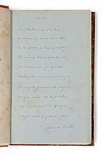 Théodore de BANVILLE  Esquisses parisiennes. Scènes de la vie