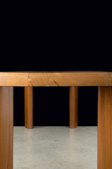 Charlotte perriand 1903 1999 table gorges dite 8 couver for Dresser table couverts